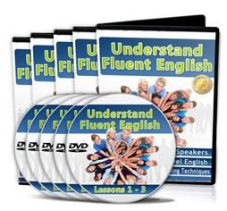Understand Fluent English